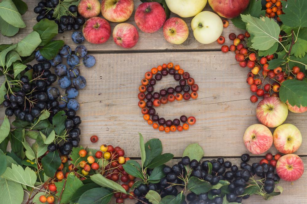 Польза витамина Е