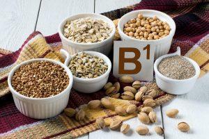 Пищевые источники витамина В1