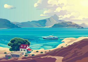 Чем полезен отдых у моря?