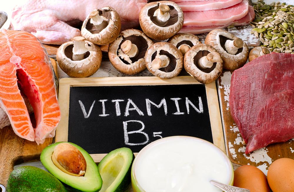 Витамин B5