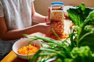 домашние рецепты масок с морковью