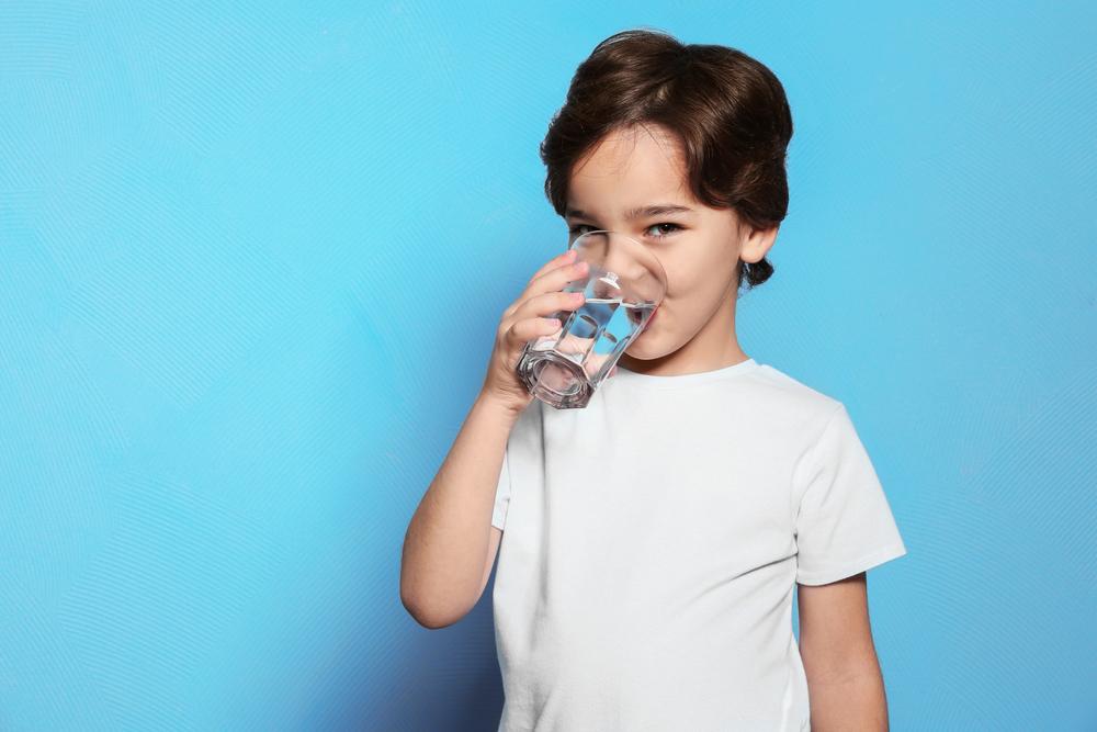 Начни с воды