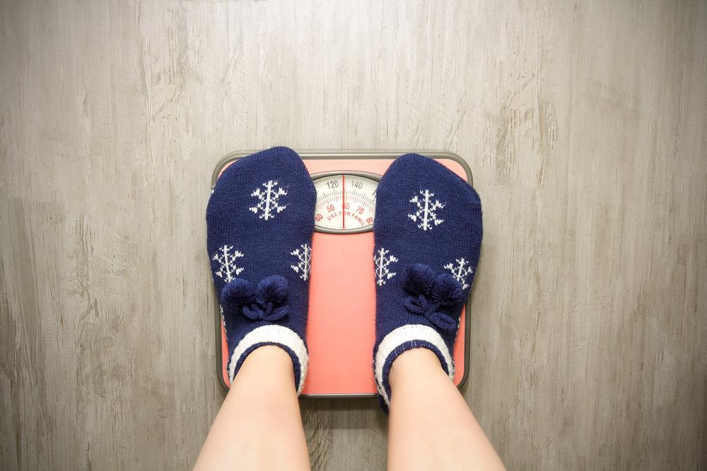 предновогоднее похудение