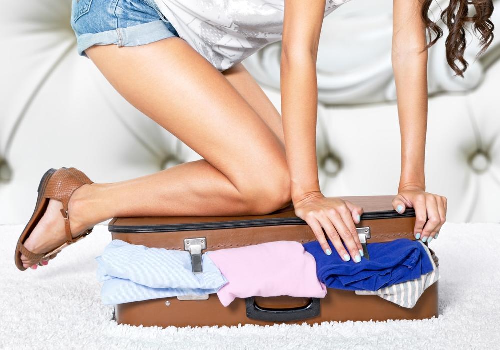 В отпуск - налегке: 8 вещей, которые можно смело выложить из чемодана