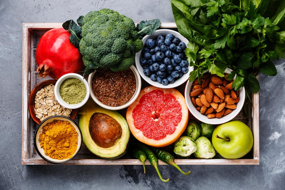 Суперфуды: продукты со сверхспособностями