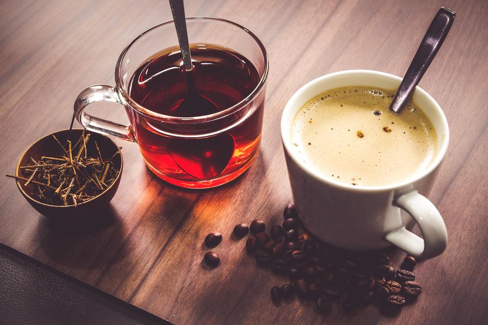 Кофеин в чае и кофе: в чем разница?