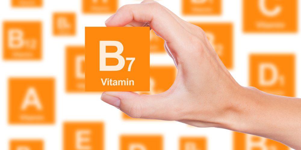 Витамина B7