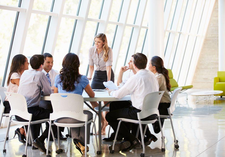 Бизнес-встреча: как произвести положительное впечатление