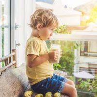 смузи для детей рецепт