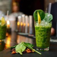 смузи с брокколи и шпинатом рецепт