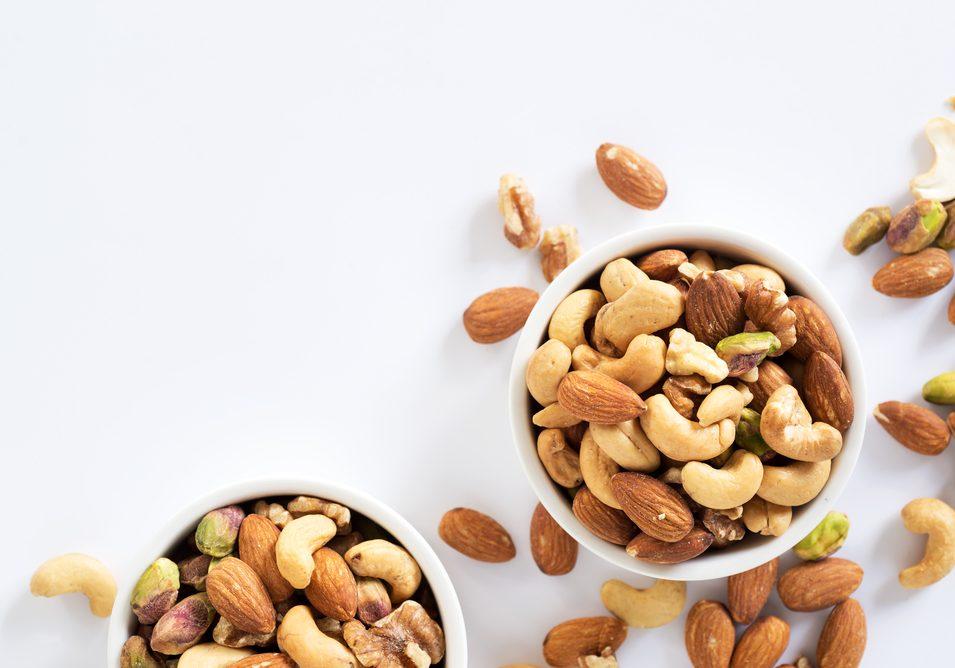 польза орехи